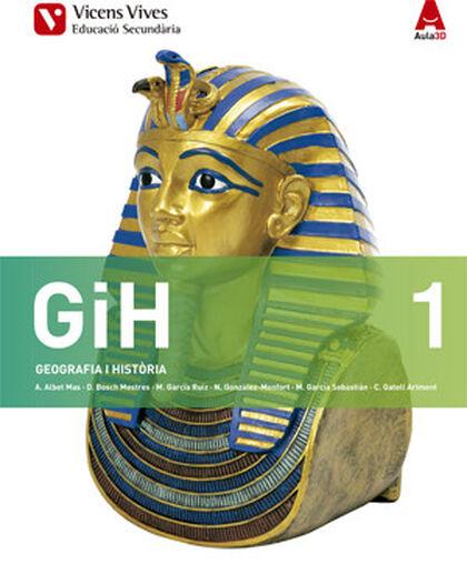 Geografia i història/GiH ESO 1 Vicens Vives 9788468230610
