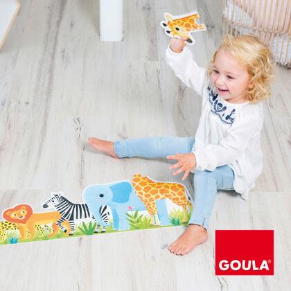 Puzzle Goula Selva decreciente