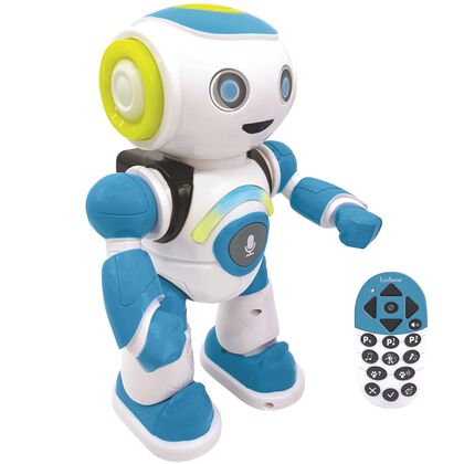 Robot LEXIBOOK Educativo Powerman JR