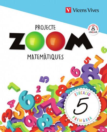 Matemàtiques/Zoom PRIMÀRIA 5 Vicens Vives 9788468262321