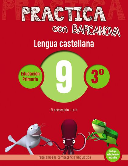 PRACTICA LENGUA 09 Barcanova Quaderns 9788448945343