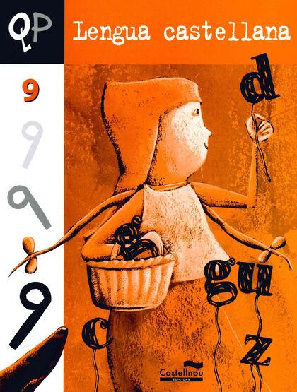 LENGUA CUADERNO 9 3º PRIMARIA Castellnou 9788498041361