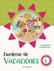 VACACIONES 6º PRIMARIA Algar 9788491420743
