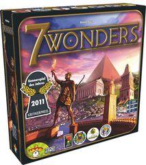 Juego de estrategia Asmodee 7 Wonders