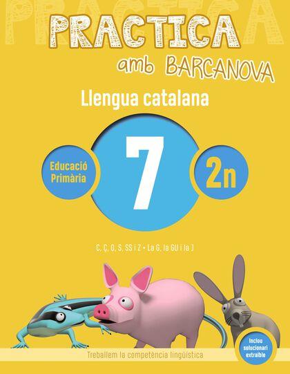 PRACTICA LLENGUA 07 Barcanova Quaderns 9788448945084