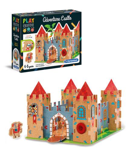 Aventuras en el castillo Play Creative Clementoni