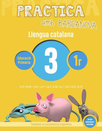 PRACTICA LLENGUA 03 Barcanova Quaderns 9788448946586