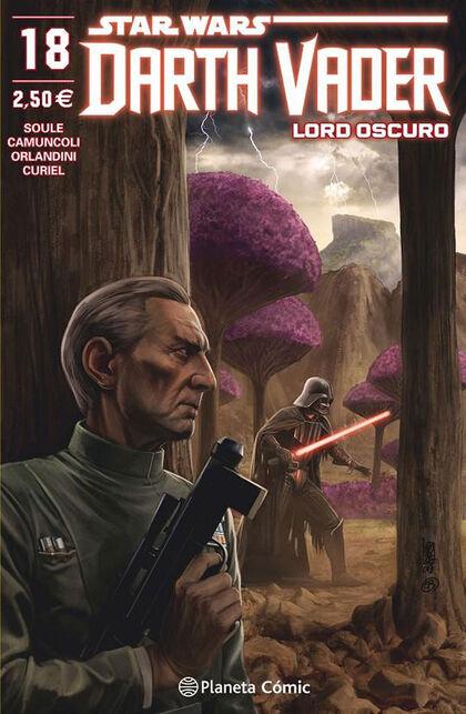 Star Wars Darth Vader Lord Oscuro núm. 18/25