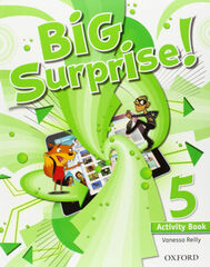OUP E5 Big Surprise/AB Pack Oxford 9780194516242