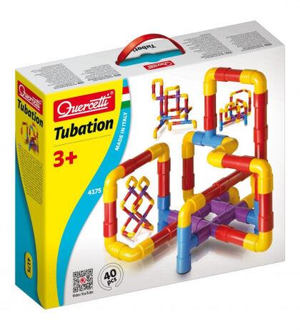 Juego de construcción Quercetti Tubation