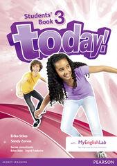 Today!/SB+MyLab PRIMÀRIA 3 Pearson 9781447972082