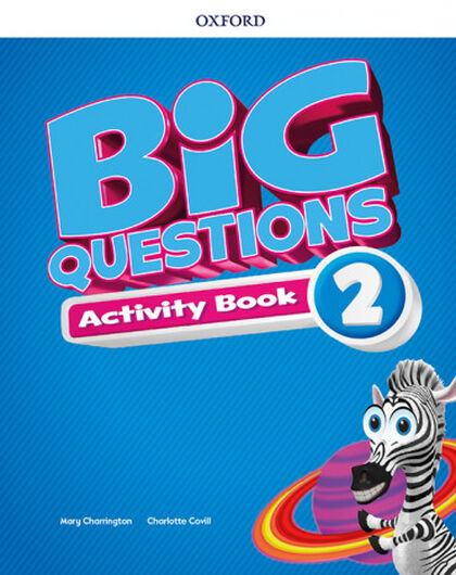 Big Questions/AB PRIMÀRIA 2 Oxford 9780194101684