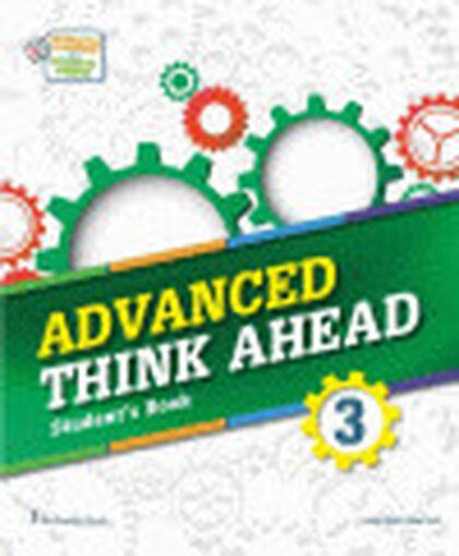 ADVANCED THINK AHEAD ESO 3 SB Burlington 9789925301126
