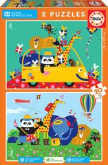 Puzzle Educa Julien Aldeas infantiles SOS