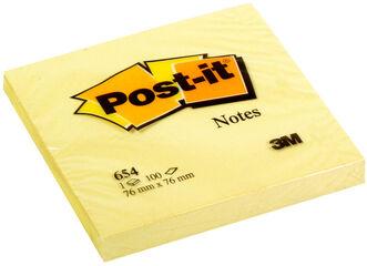 Notas adhesivas Post-It  760 x 760 mm
