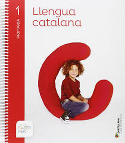 LLENGUA SABER FER 1r PRIMÀRIA Grup Promotor Text 9788490479742