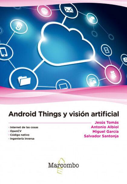 Android Things y visión artificial