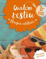 ESTIU LLENGUA I LITERATURA 1r ESO Barcanova Quaderns 9788448942014