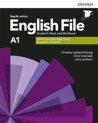 OUP English File BEG 4E/SB+WB+K