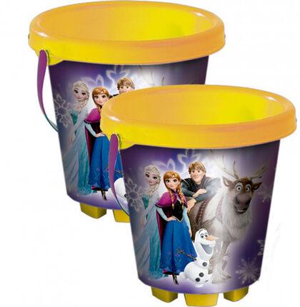 Cubo Frozen Disney Castillo