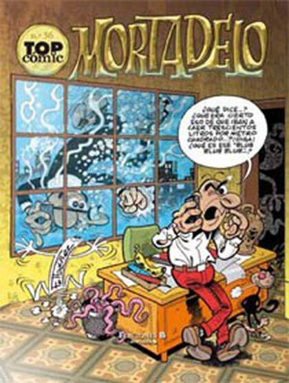 Top cómic Mortadelo 36