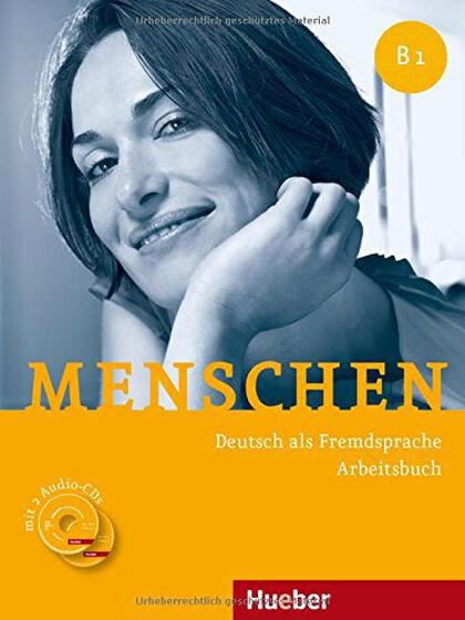 MENSCHEN B1 ARBEITSBUCH+CD Hueber Internacional 9783191119034