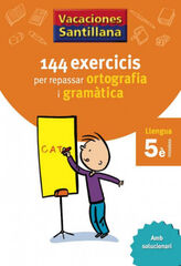 VACANCES GRAMÀTICA 5e PRIMÀRIA Grup Promotor Vacan. 9788479182250