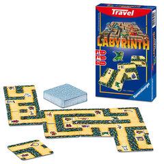 Joc de viatge Ravensburger Cartes Laberinto