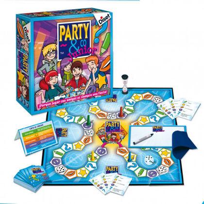 Juego cooperativo Diset Party & Co. Junior
