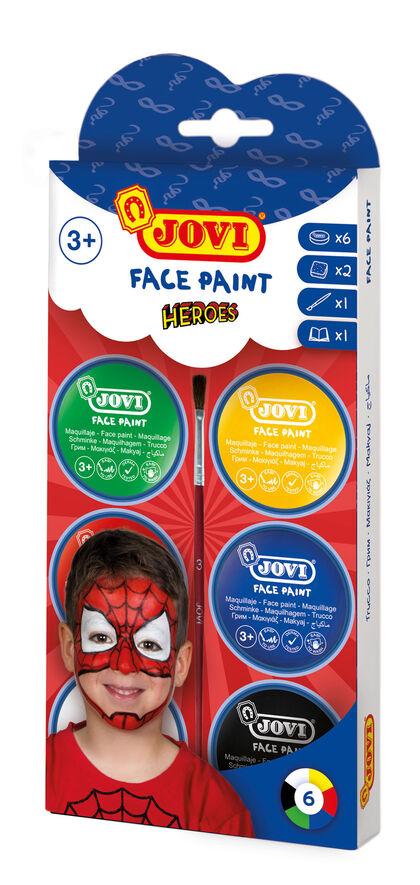 Maquillaje en cremaJoviHeroes8 ml