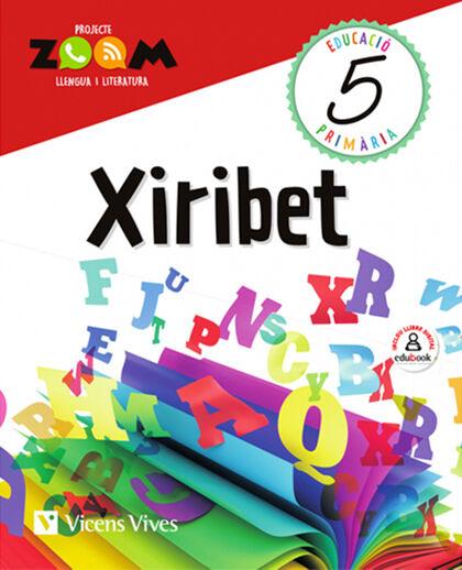 Valencià-Xiribet(3)/Zoom PRIMÀRIA 5 Vicens Vives 9788468244020