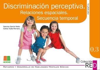 Icce red 0.3/4-6/discriminación percepti