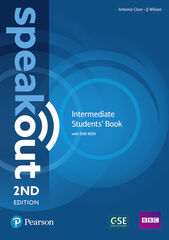 PEAR Speakout INT 2E/ST+DVD-Rom Pearson 9781292115948