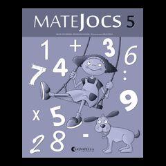 MATEJOCS 05 2n PRIMÀRIA Salvatella 9788484127642
