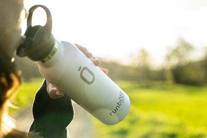 Botella Termo Runbott Sport Menta 600 ml