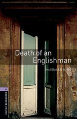 DEATH OF AN ENGLISMAN Oxford LG 9780194791687