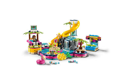 LEGO Friends Fiesta piscina Andrea (41374)