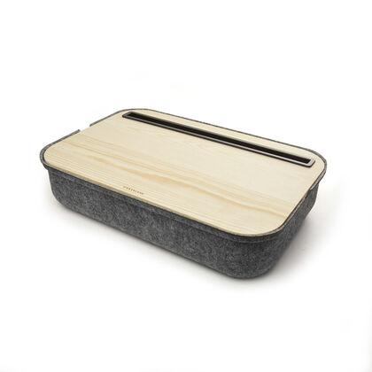 Mesa Ipad / tablet Kikkerland con almacenamiento