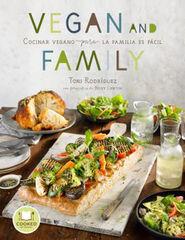 Vegan and family