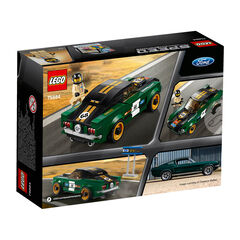 LEGO Speed Champions Speed Champions Ford Mustang 1968 (75884)