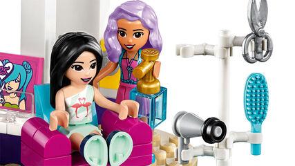 LEGO Friends  Peluquería de Heartlake City (41391)