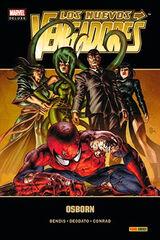 Los nuevos vengadores 16. Osborn