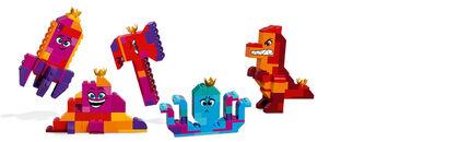 LEGO Movie 2 Caja construcción watevra (70825)