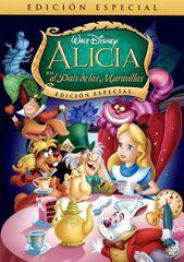 DVD Disney  Alicia en el pais de las maravillas Edici Especial