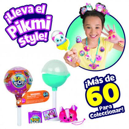 Peluix Giochi Preziosi  Pikmi Pops S3 Style Piruleta