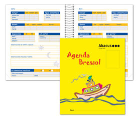 AGENDA GUARDERIA ABACUS CAT
