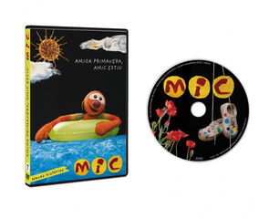SUPER3 EL MIC PRIMAVERA-ESTIU DVD