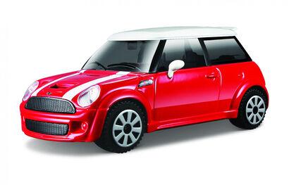 Vehículo en miniatura Burago Mini Cooper S Réplica 01:43