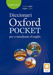 DICCIONARI POCKET CATALÀ-ANGLÈS ENGLISH-CATALAN Oxford 9780194405973