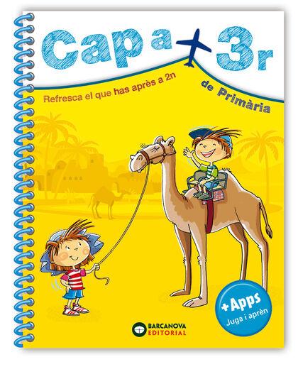 CAP A TERCER DE PRIMÀRIA Barcanova Quaderns 9788448949075